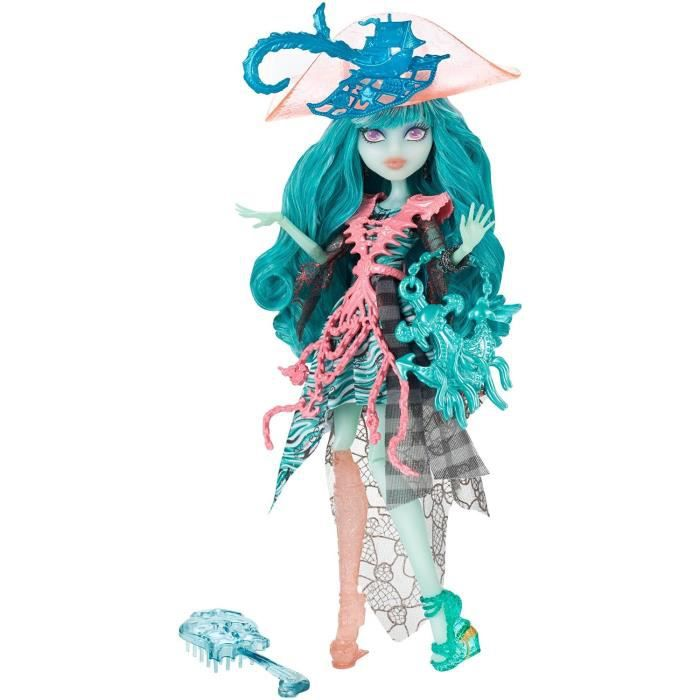 MONSTER HIGH HANTÉ Vandala Doubloons