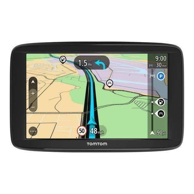 TomTom START 62 Europe 48 Cartographie à Vie