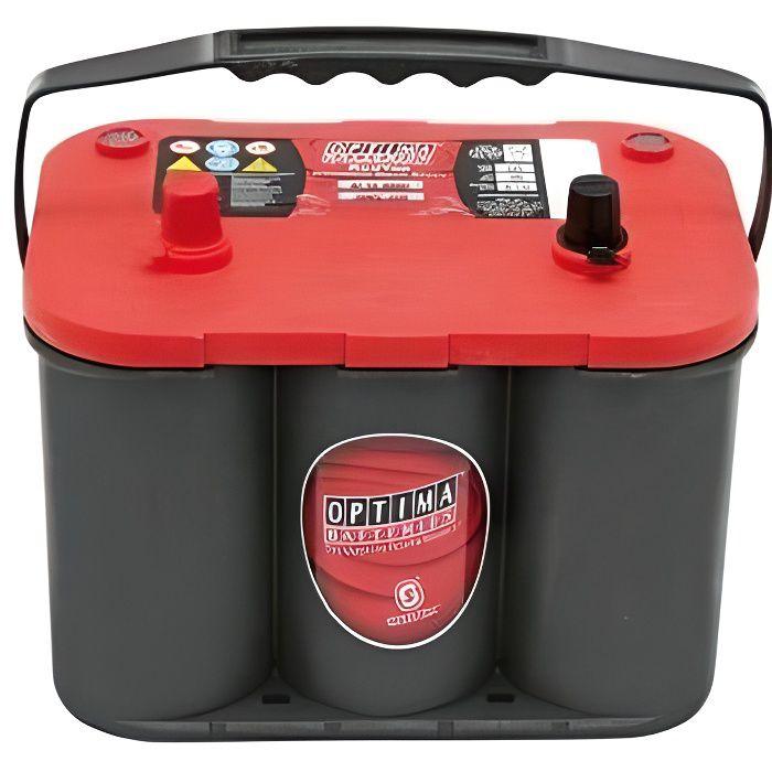 OPTIMA Batterie 12V, 50AH, 815A