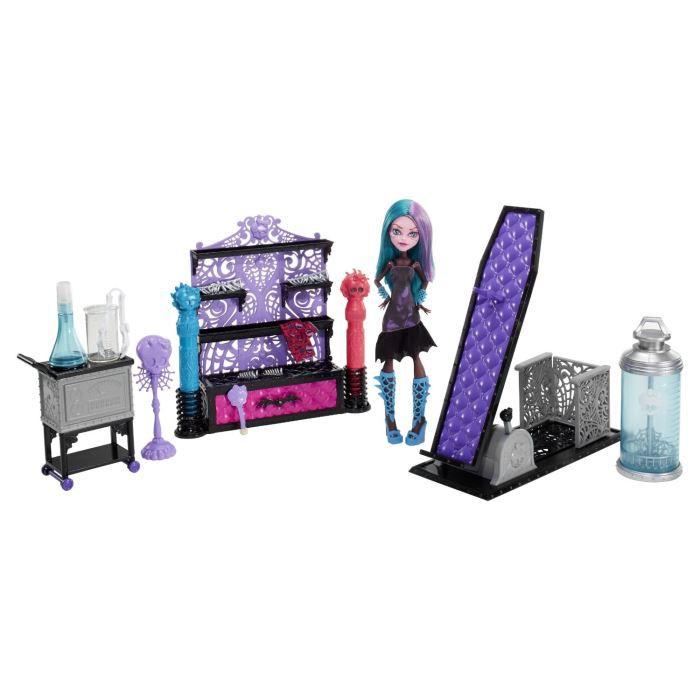 Monster High - La Fabrique A Monstres