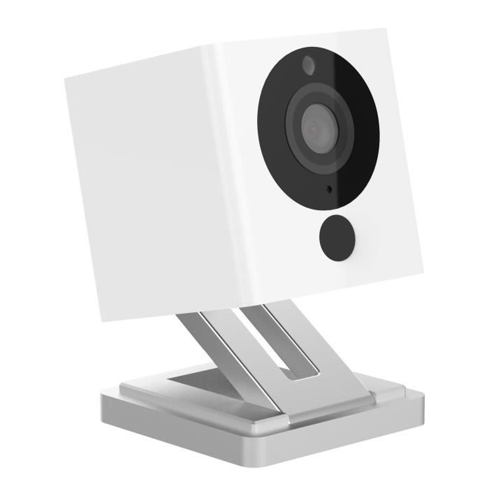 ISMARTALARM Spot / Caméra de vidéosurveillance rotative Full HD Wi-Fi