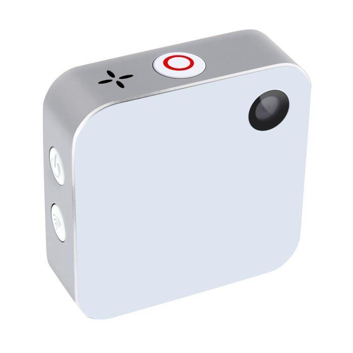TNB Lifecam Caméra de poche - Full HD - Blanc