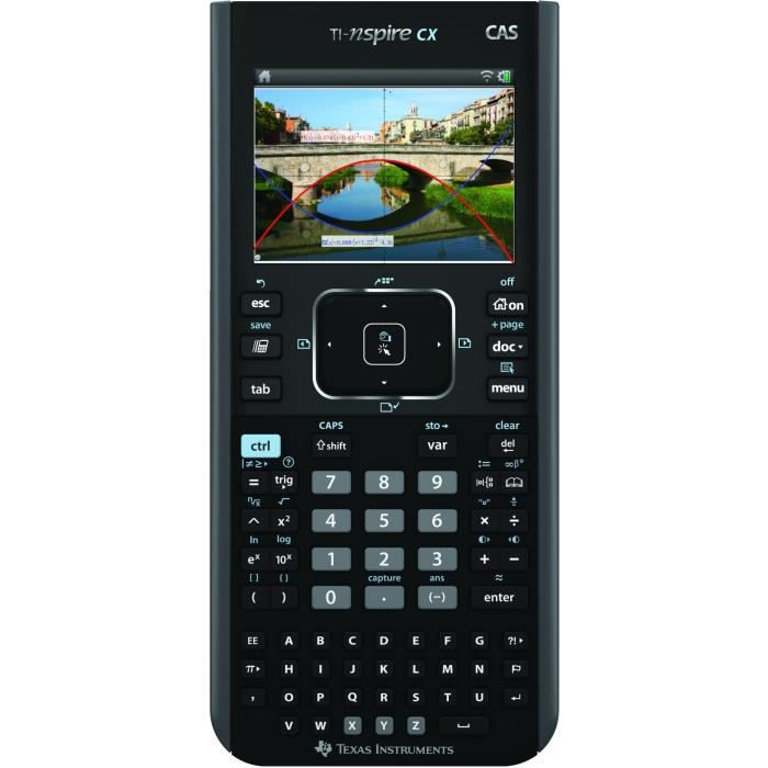 Texas Instruments TI-Nspire™ CX CAS