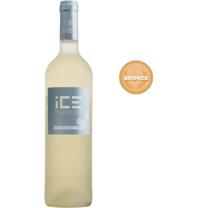 Ice Muscat Côtes Catalanes - Muscat du Languedoc-Roussillon