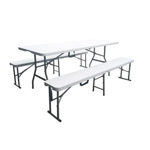 Ensemble tables et chaises ZJF180CZ180CD2
