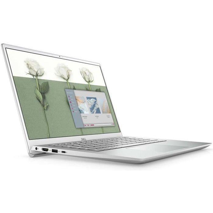 PC Ultrabook - DELL Inspiron 14 5401 - 14- FHD - Core i3-1005G1 - RAM 4Go - Stockage 256Go - Windows 10