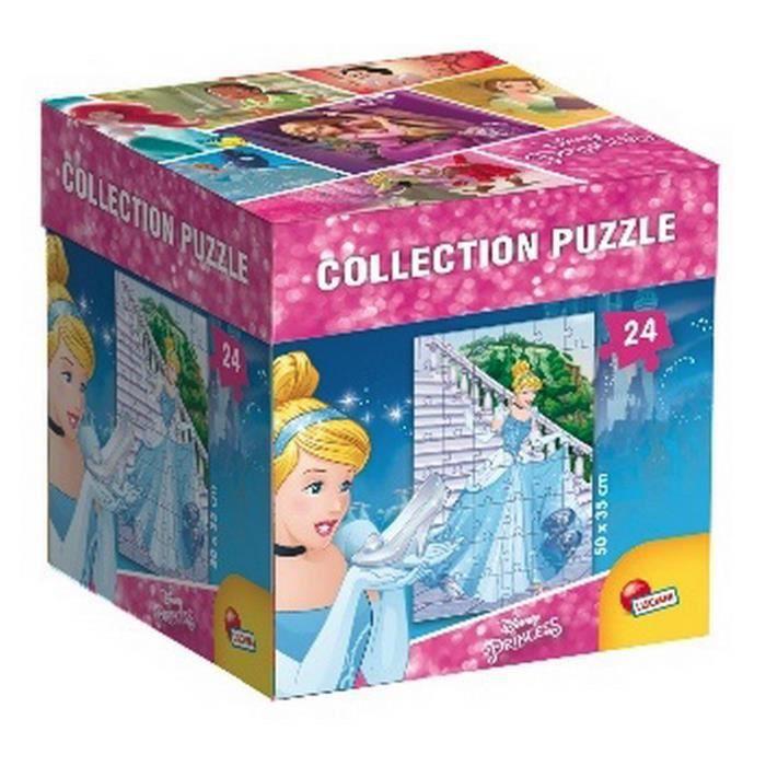 DISNEY PRINCESSES - puzzle Cendrillon - 24 pièces