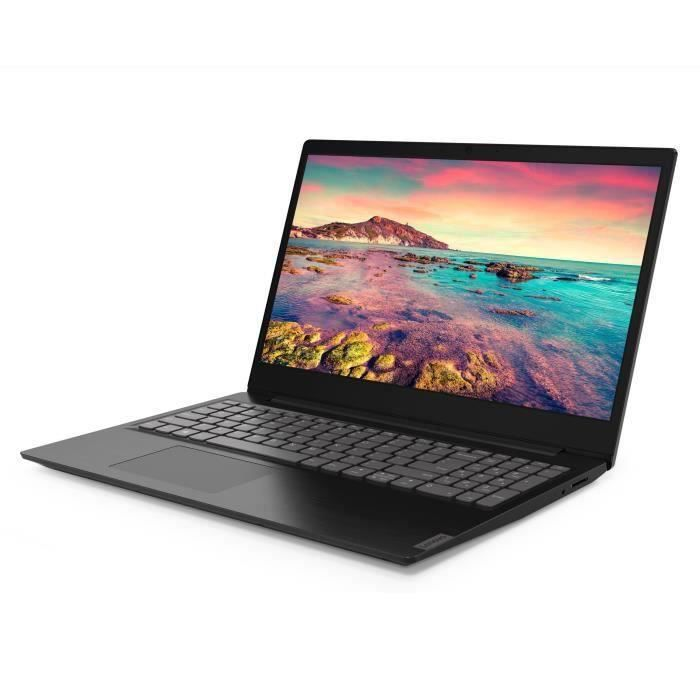 "Ordinateur portable  - LENOVO Ideapad S145-15AST - 15"" FHD - AMD A6-9225 - RAM 8Go - Stockage 5"