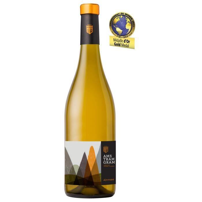 Ams Tram Gram 2020 Pays d'Oc - Vin blanc de Languedoc-Roussillon