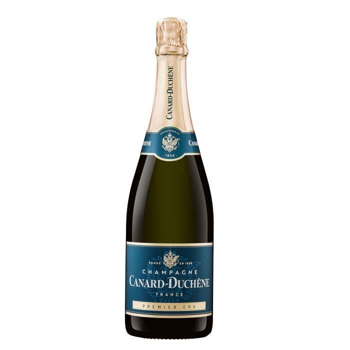 Champagne Canard Duchêne Authentic Premier Cru Brut - 75 cl