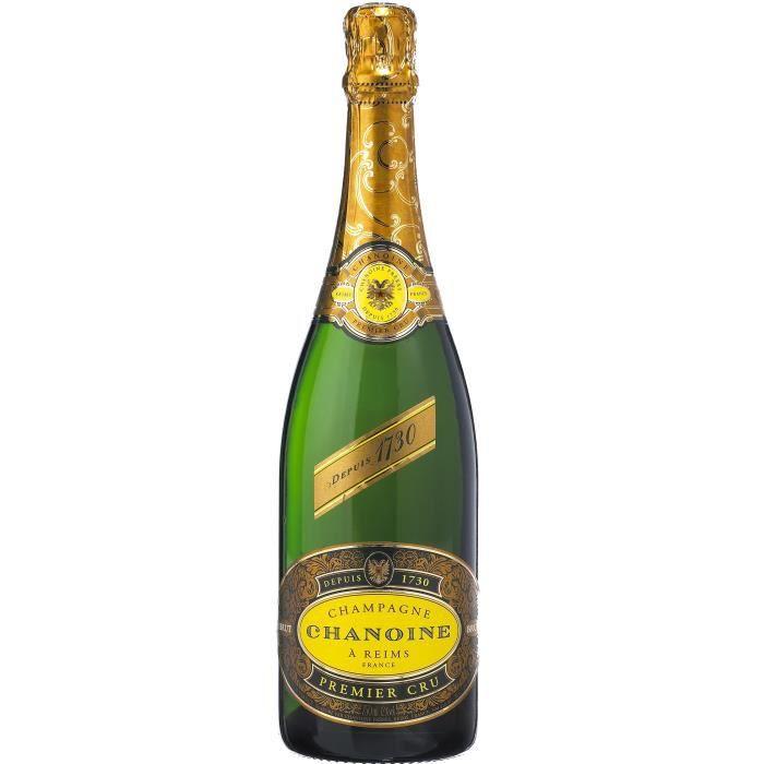 Champagne Chanoine 1er Cru Brut - 75 cl