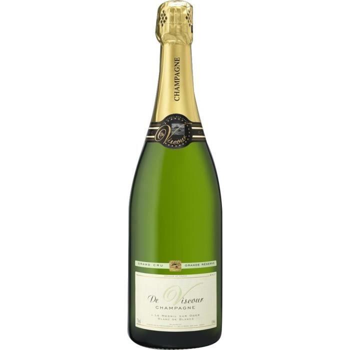 Champagne De Viscour Grand Cru Brut - 75 cl