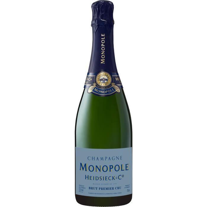 Champagne Heidsieck Monopole Premier Cru 75cl