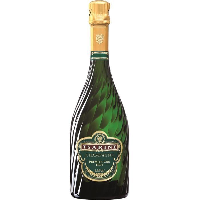 Champagne Tsarine 1er Cru Brut - 75 cl