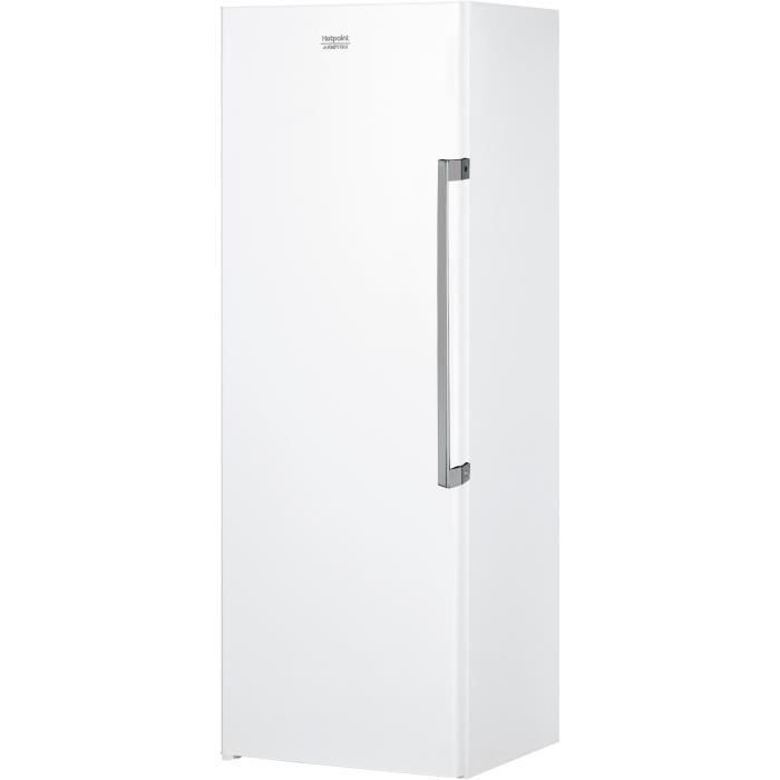 Congelateur porte hotpoint ariston - Congelateur armoire inox froid ventile ...