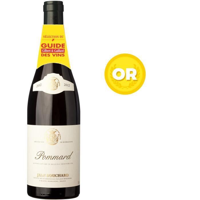 Jean Bouchard 2012 Pommard - Vin rouge de Bourgogne
