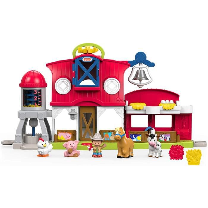 FISHER-PRICE Little People Les Animaux de la Ferme - de 12 mois à 5 ans