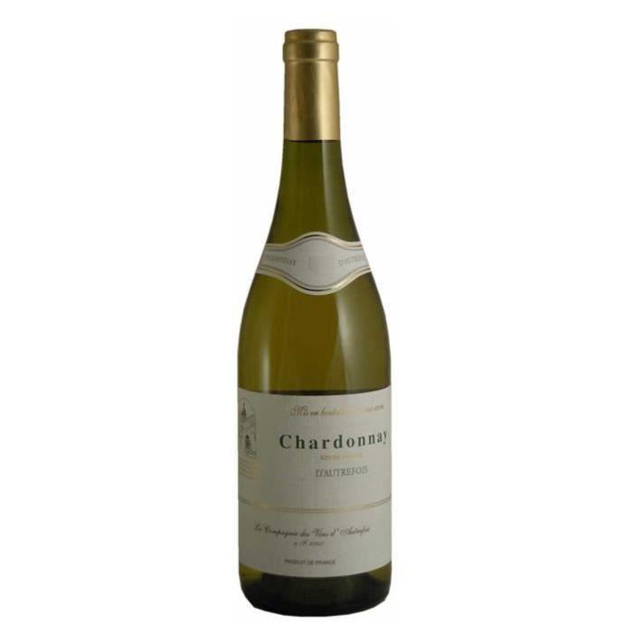 Chardonnay d'Autrefois Vin de France - Blanc