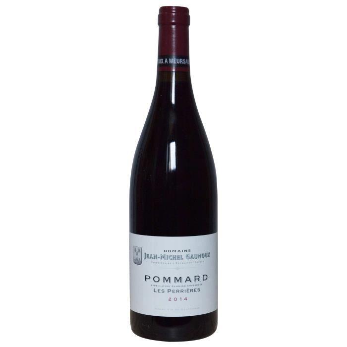 Domaine Jean-Michel Gaunoux 2014 Pommard Les Perrières - Vin rouge de Bourgogne