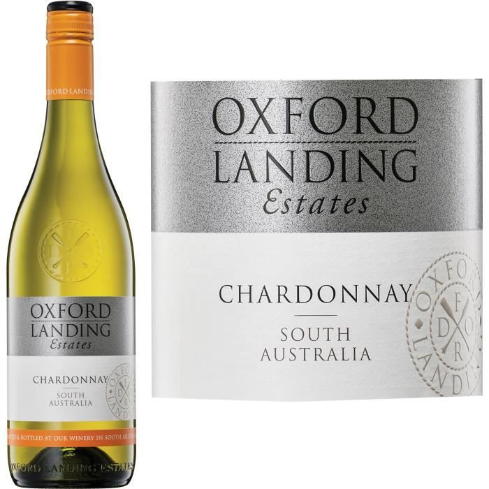 Oxford Landing Chardonnay South Australia 2015 - Vin blanc