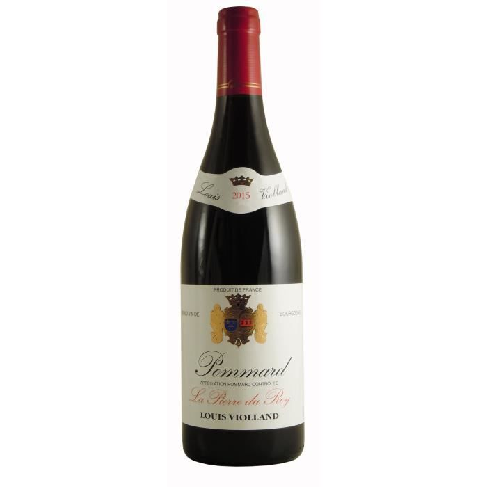Louis Violland La Pierre du Roy 2015 Pommard - Vin Rouge de Bourgogne