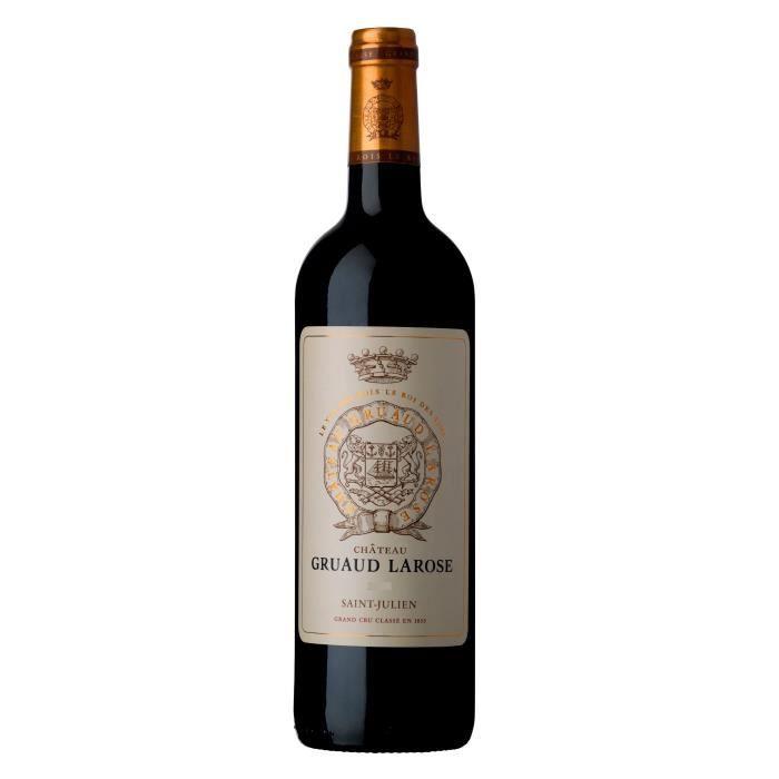 Château Gruaud Larose 2016 Saint Julien - Vin Rouge de Bordeaux