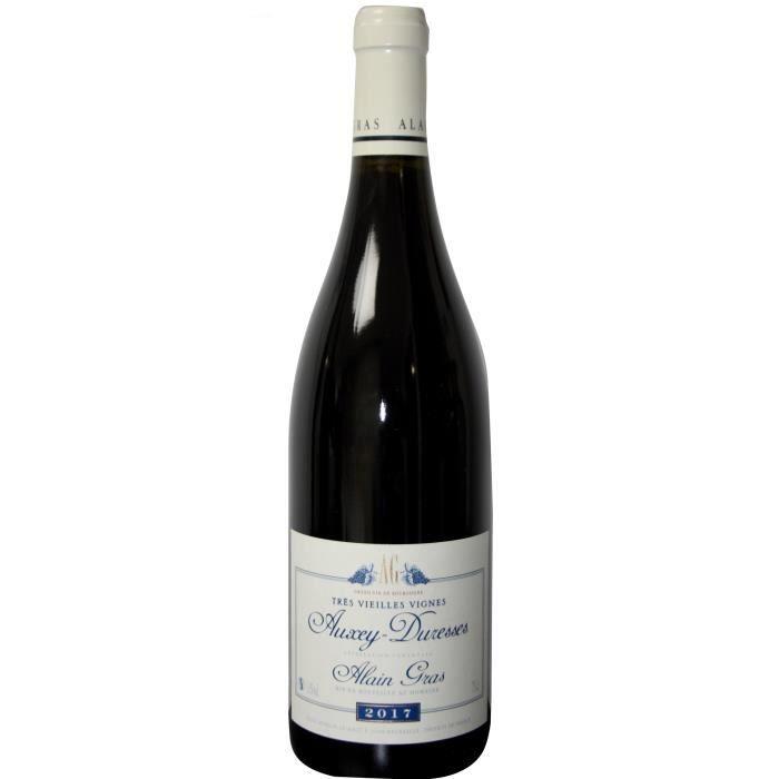 Alain Gras Très Vieilles Vignes 2017 Auxey-Duresses - Vin rouge de Bourgogne