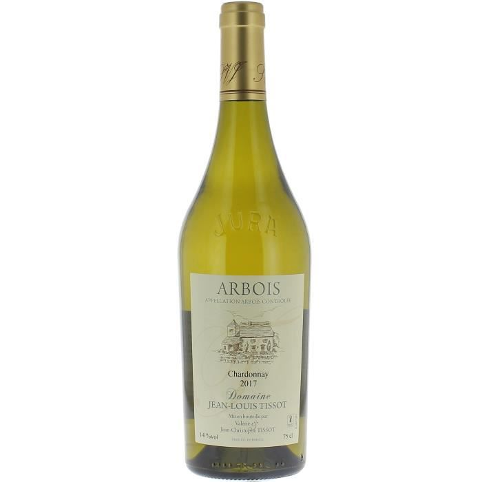 Jean-Louis Tissot Arbois 2017 Chardonnay - Vin blanc du Jura