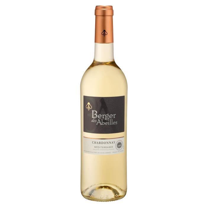 Berger des Abeilles Chardonnay IGP Méditerranée - Vin blanc