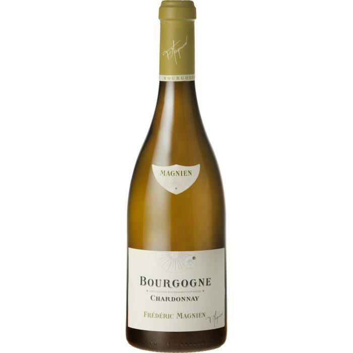 Frédéric Magnien 2018 Bourgogne Chardonnay - Vin blanc de Bourgogne