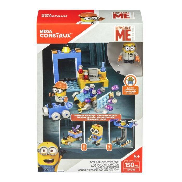 MEGABLOKS - Minions Pack de Construction