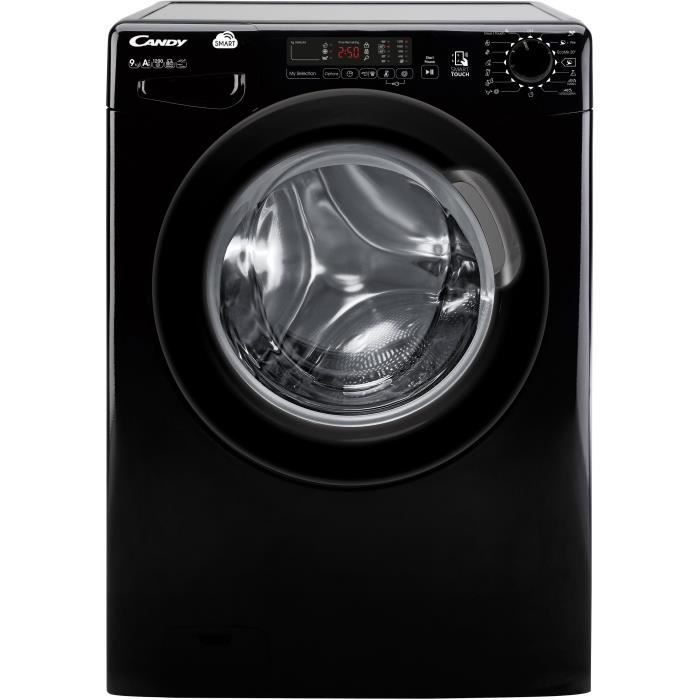 CANDY CS1292D3B-S - Lave linge frontal connecté - 9kg - 1200 trs / min - A+++