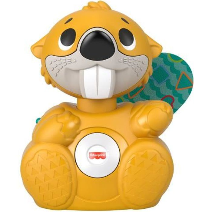 FISHER-PRICE Linkimals Hector le Castor - 9 mois et +