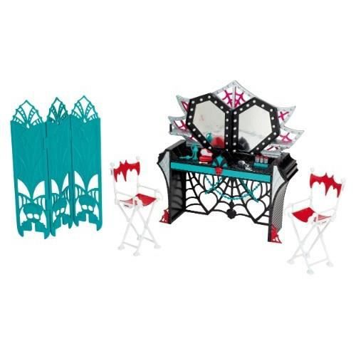 MONSTER HIGH Coffret Hauntlywood Dressing