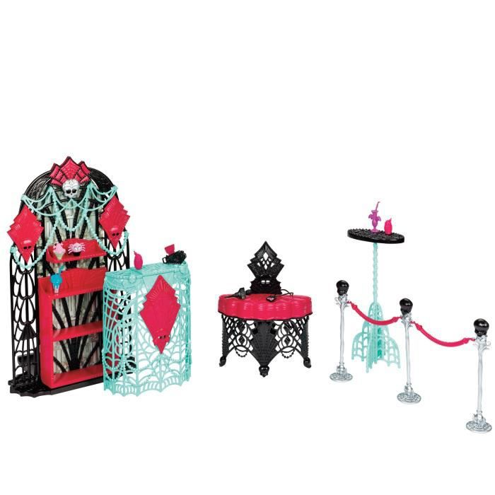 MONSTER HIGH Coffret Hauntlywood Salon