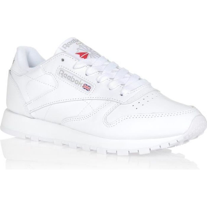 REEBOK Baskets Classic Leather Chaussures Femme
