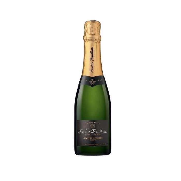 Champagne Nicolas Feuillatte Grande Réserve Brut 37,5cl