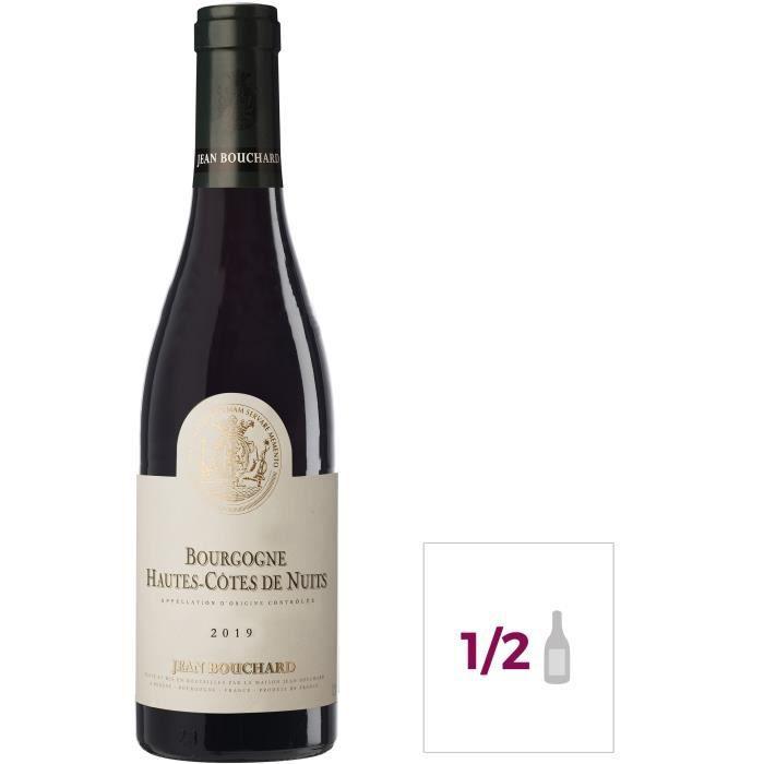 Jean Bouchard 2019 Bourgogne Hautes-Côtes de Nuits - Vin rouge de Bourgogne - 37,5 cl