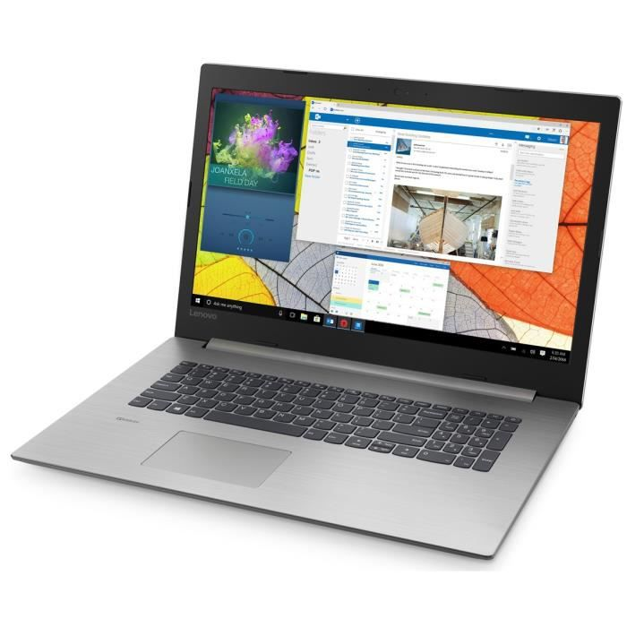 Ordinateur Portable - LENOVO Ideapad 330 - 17,3 pouces HD+ - i5-8250U - RAM 6Go - Stockage 1To - Intel HD Graphics - Windows 10