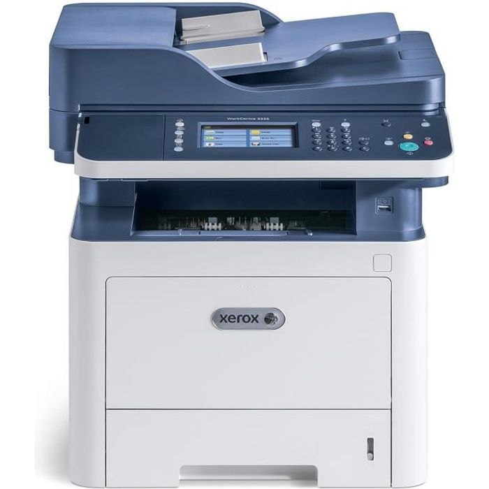 Xerox Imprimante multifonction 3 en 1 WorkCentre 3335 Laser - Monochrome - Wifi - RectoVerso - A4