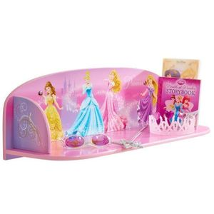 WORLDS APART DISNEY PRINCESS Biblioth?que étag?re Enfant en bois