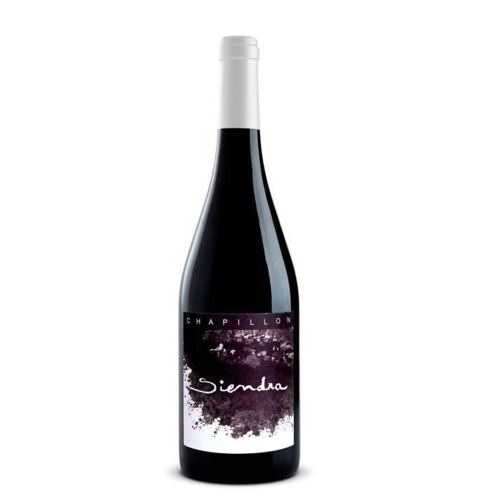 Chapillon Siendra Do Aragon Espagne 2016 - Vin Rouge d'Espagne
