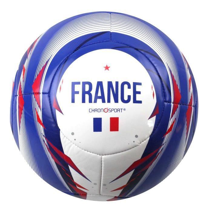 CHRONOSPORT Ballon de football France - Taille 5