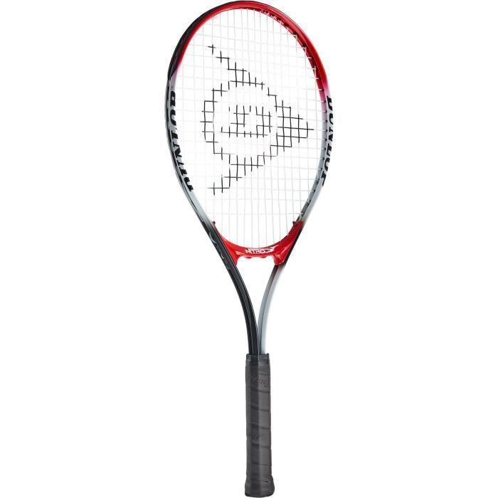 DUNLOP Raquette de tennis Nitro 25 G6 HQ 2018 - Junior - Taille 8/10 ans