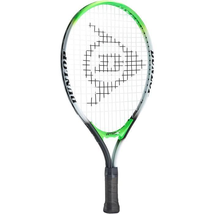 DUNLOP Raquette de tennis Nitro 19 G9 HQ 2018 - Junior - Taille 2/4 ans