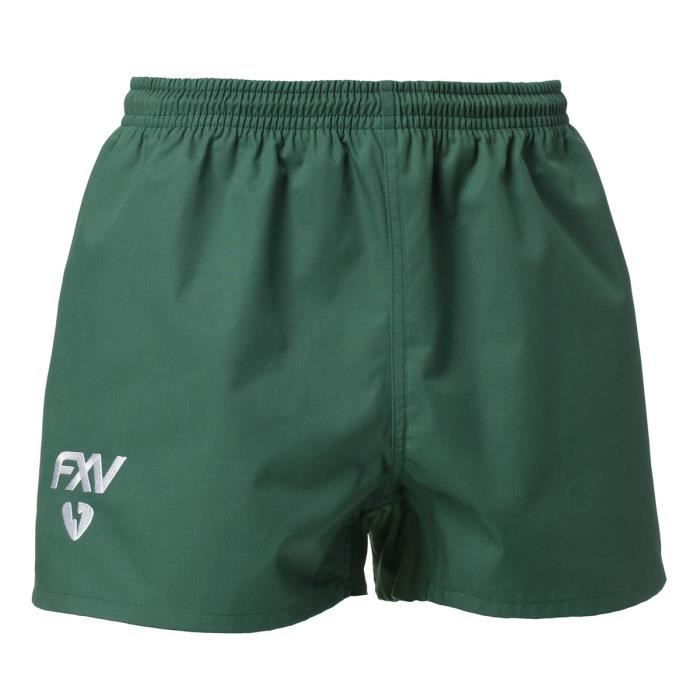 FORCE XV Short Pixy - Homme - Vert Bouteille