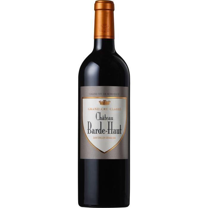 Château Barde-Haut 2008 Saint-Emilion Grand Cru - Vin rouge de Bordeaux