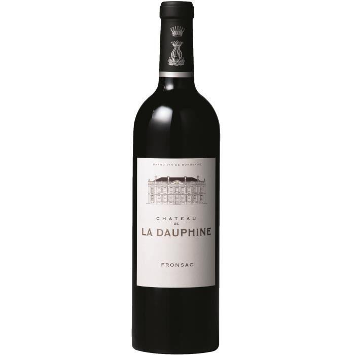 Château de la Dauphine 2011 Fronsac - Vin rouge de Bordeaux
