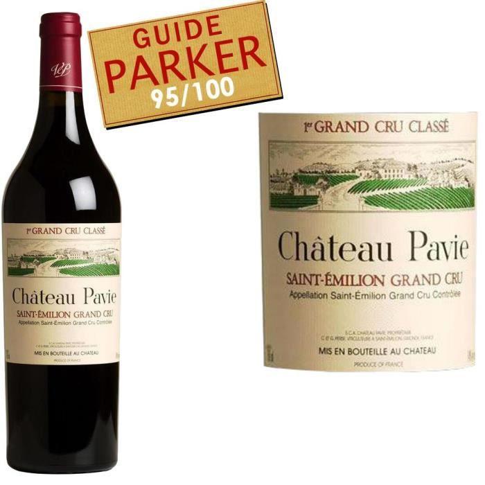 Château Pavie Saint Emilion Grand Cru 2011 - Vin Rouge