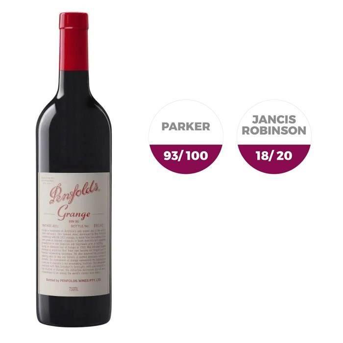 Penfolds Grange 2011 - Vin rouge d'Australie